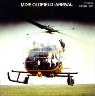 Arrival (composition) - Image: Arrival (Mike Oldfield)