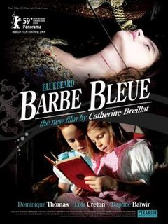 <i>Bluebeard</i> (2009 film) 2009 French film directed by Catherine Breillat