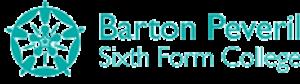 Barton Peveril Sixth Form College - Image: Bartonpeveril logo