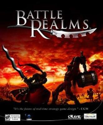 Battle Realms - Image: Battle Realms PC coverart