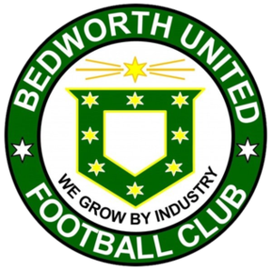 Bedworth United F.C. - Image: Bedworth United FC logo