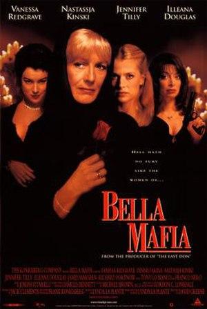 Bella Mafia - Image: Bellamafiaredgrave