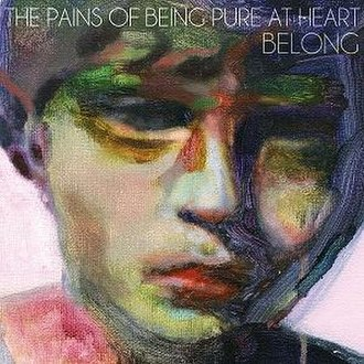 Belong (The Pains of Being Pure at Heart album) - Image: Belong (The Pains of Being Pure at Heart album cover art)