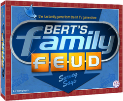 photograph relating to Funny Family Feud Questions and Answers Printable identified as Berts Family members Feud - Wikipedia