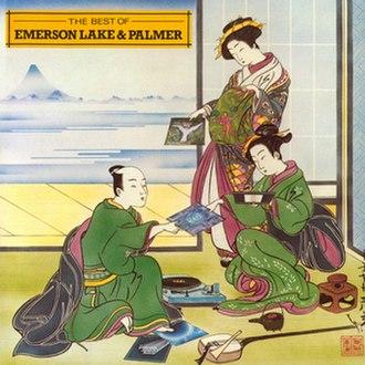 The Best of Emerson, Lake & Palmer - Image: Bestof ELPLP