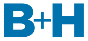 B+H Architects - Image: Bh logo