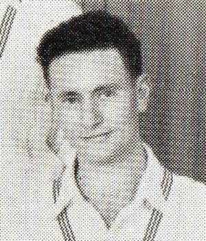 Bill Bell (cricketer) - Bill Bell in 1953