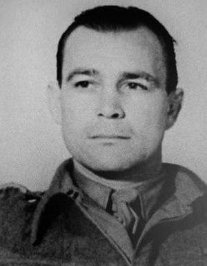 Bill Hudson (British Army officer) - Hudson in uniform