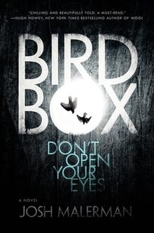 Image result for bird box book cover