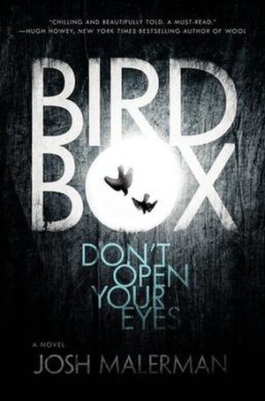 Bird Box - First edition book cover