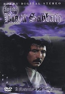 <i>Inside Black Sabbath – 1970–1992</i> 2003 video by Black Sabbath