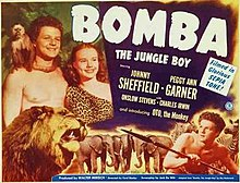 Bomba the Jungle Boy (Lobby Card) 1949.jpg