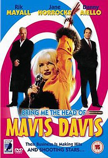 Bring Me the Head of Mavis Davis Cover