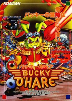 Bucky O'Hare (arcade game) - Wikipedia, the free encyclopedia