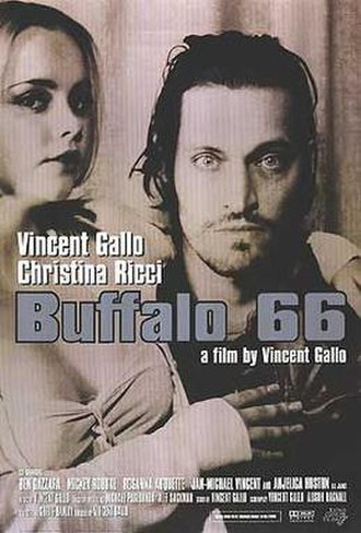 Buffalo '66 - Theatrical release poster