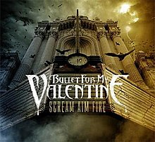 musica scream aim fire bullet for my valentine
