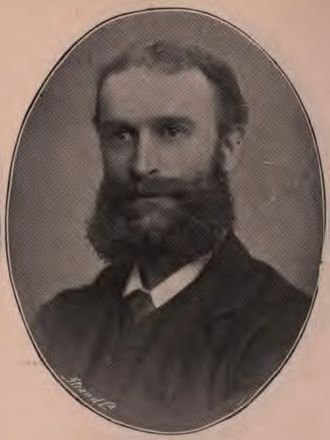 C. P. Scott - C.P. Scott c1895