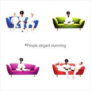 Elegant Slumming - Image: CD M People Elegant Slumming