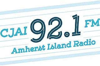 CJAI-FM Community radio station in Stella, Ontario