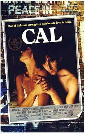 Cal (1984 film) - Image: Calposter