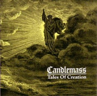 Tales of Creation - Image: Candlemass talesofcreation