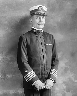Reginald R. Belknap - Belknap photographed as a captain.