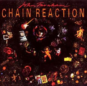 Chain Reaction (John Farnham album) - Image: Chain Reaction