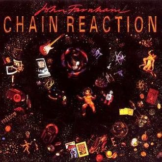 Chain Reaction (John Farnham album) - Image: Chain Reaction