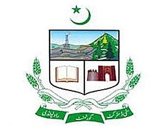 Official logo of Rawalpindi