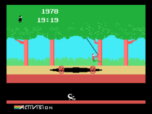 pitfall commodore 64