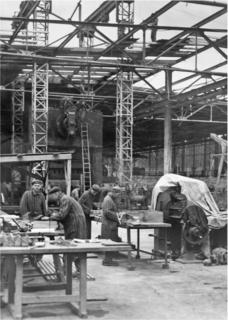 Private sector participation in Nazi crimes
