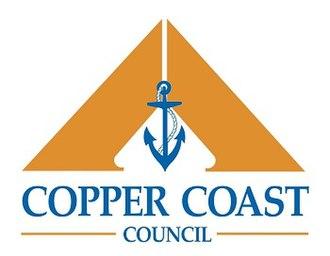 Copper Coast Council - Image: Copper Coast Council Logo