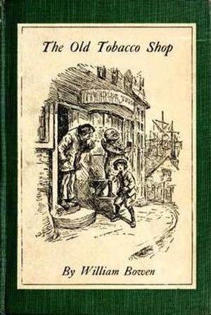The Old Tobacco Shop - Original cover