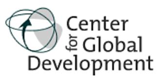 Center for Global Development - Image: Ctr global development logo