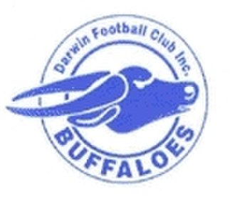 Darwin Football Club - Image: Darwin Buffaloeslogo