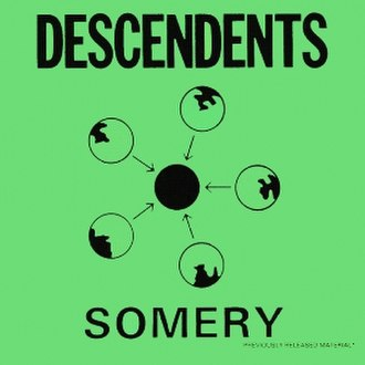 Somery - Image: Descendents Somery cover