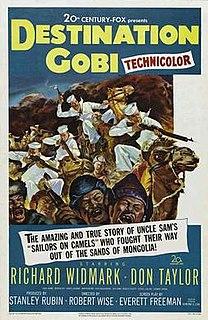 <i>Destination Gobi</i> 1953 film by Robert Wise