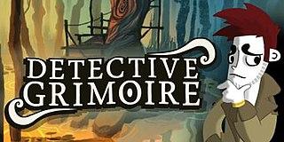 <i>Detective Grimoire</i> 2014 video game