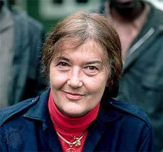 Dian Fossey - Dian Fossey in November 1984