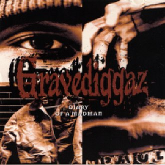 Diary of a Madman (Gravediggaz song) - Image: Diary of a Madman