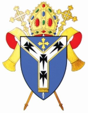 Diocese of Armagh (Church of Ireland) - Image: Diocese of Armagh Coat of Arms