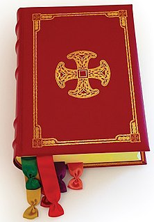 <i>Divine Worship: The Missal</i> Current Anglican Use Missal of the Catholic Church