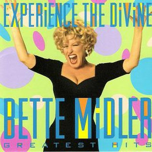 Experience the Divine: Greatest Hits - Image: Divine bette 2