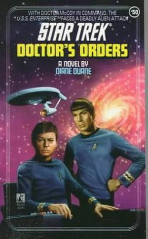 Doctor's Orders (novel) - Image: Doctor's Orders (novel)