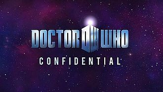 Doctor Who Confidential - The Doctor Who Confidential logo used in 2011 for series 6