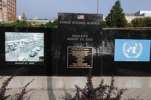 Henry A. Courtney Jr. - Image: Duluth Veterans Memorial (4)
