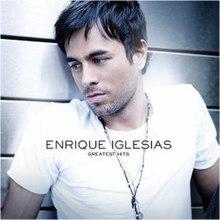 cd enrique iglesias greatest hits 95-08