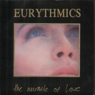 The Miracle of Love - Image: Eurythmics MOL