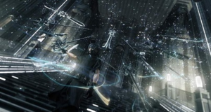 Noctis Lucis Caelum - Noctis as he appears in the first trailer for Final Fantasy Versus XIII, showing his placeholder design.