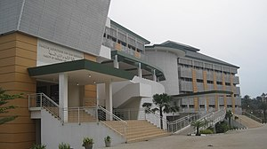Syarif Hidayatullah State Islamic University Jakarta - Faculty of Medical and Health Science Building